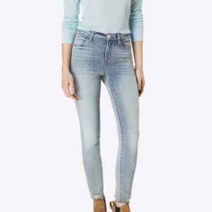 J Brand Maria High Rise Super Skinny Jeans Sz 31